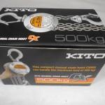 KITOチェーンブロックCX005