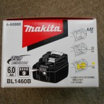 makita マキタ リチウムイオンバッテリー バッテリー BL1460B