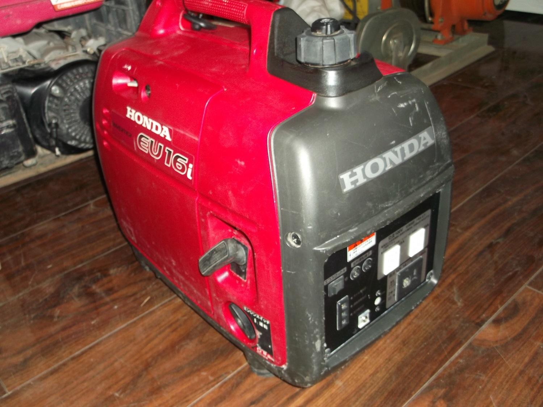 HONDA 発電機 Eu16i