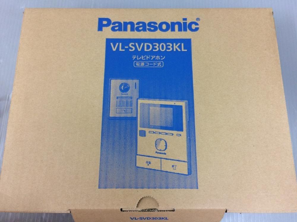 パナソニック テレビドアホン VL-SVD303KL