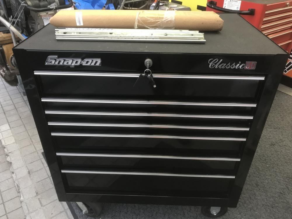 スナップオン 工具箱 ロールキャブ ロールキャビネット Classic クラシック60 KRA2407PC 限定モデル