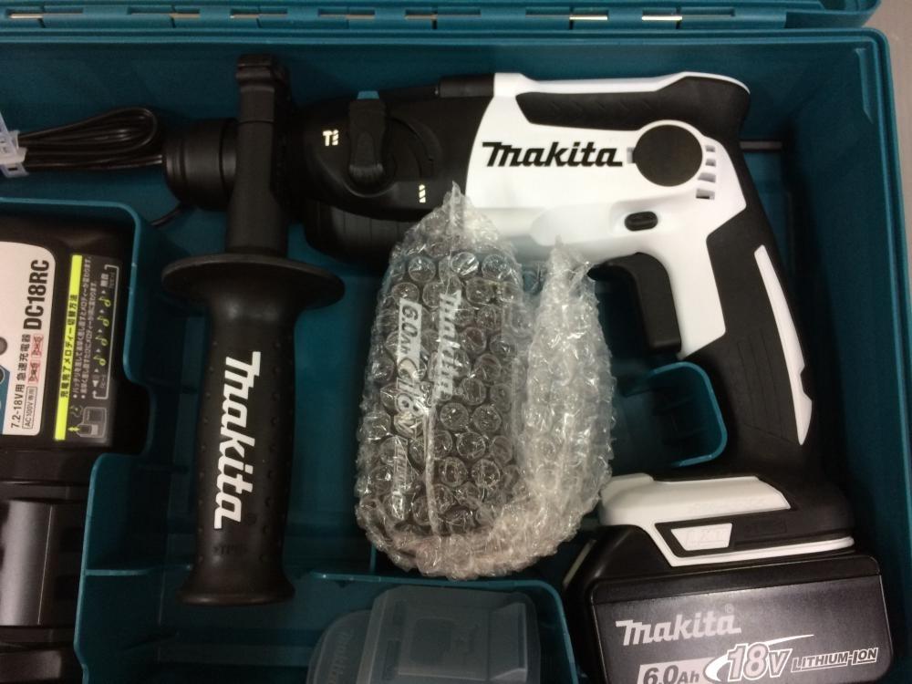 マキタ 充電式ハンマドリル HR165DRGX