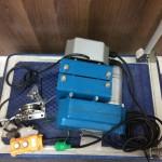 富士 電動ウインチ MC-150S