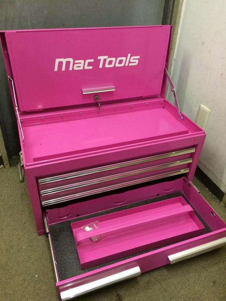 MACTOOLS トップチェスト 工具箱 MB4104D-PK