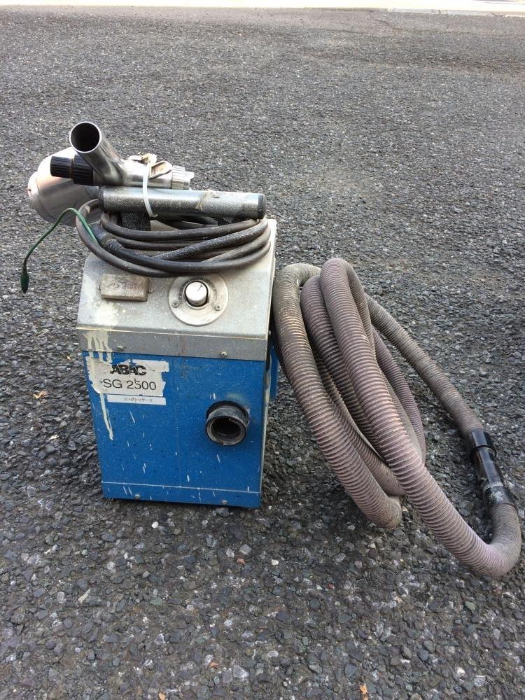 チロン 温風低圧塗装機 SG2500