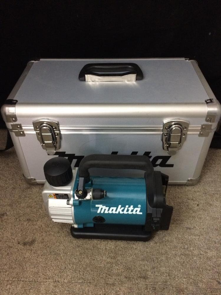 マキタ 充電式真空ポンプ VP180DRT