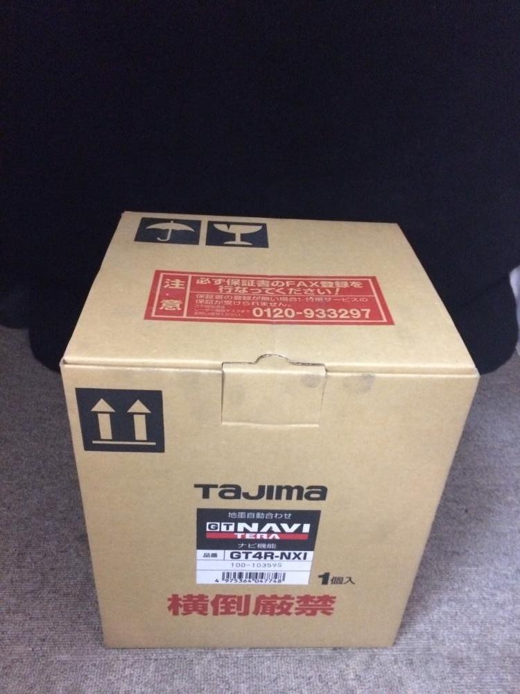 タジマ レーザー墨出し機 GT4R-NXI