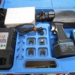 イズミ 充電油圧式圧着工具 REC-60