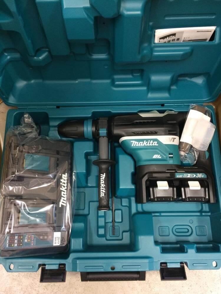 makita 充電式ハンマドリル HR400DPG2