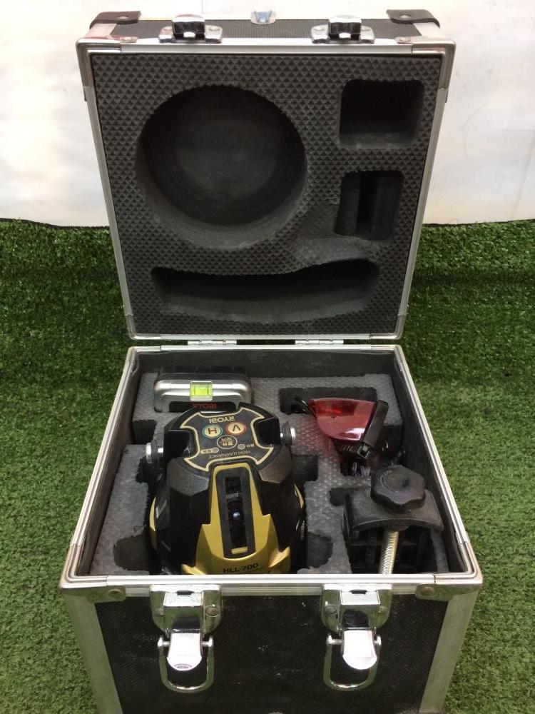リョービ レーザー墨出し器 HLL-700