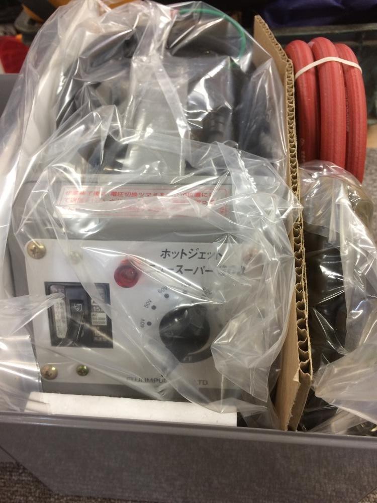 富士インパルス 塩ビ溶接機 NEWSUPEW300