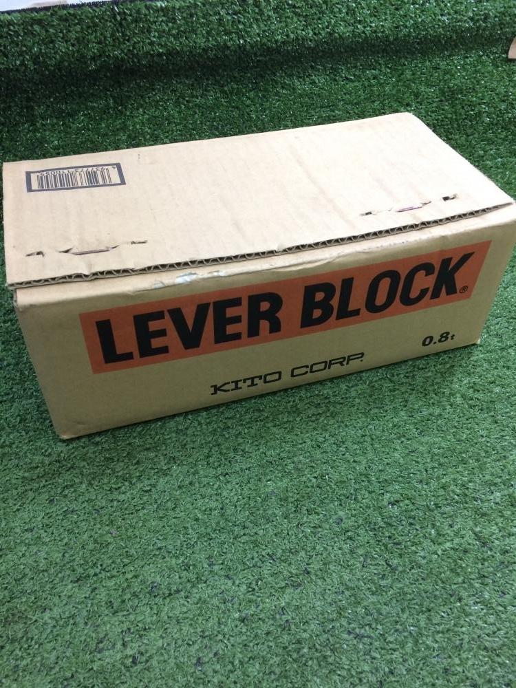 キトー レバーブロック LB008 0.8t