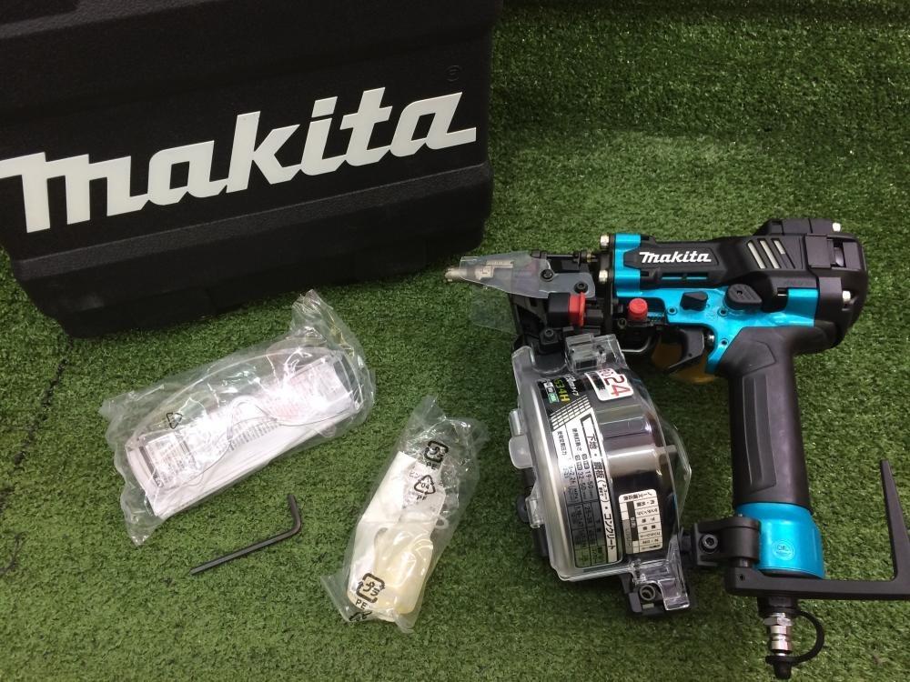 makita 高圧釘打ち機 AN534H