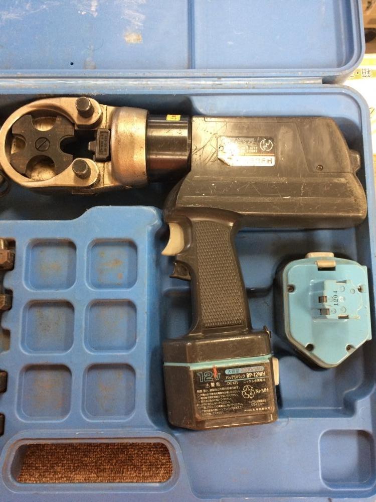 IZUMI 充電油圧式多機能工具 REC-1520FH