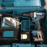 makita マキタ 充電式震動ドライバドリル HP474DRGX