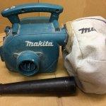 makita マキタ 充電式小型集塵機 VC340D