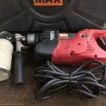 マックス 乾式静音ドリル DS-181D