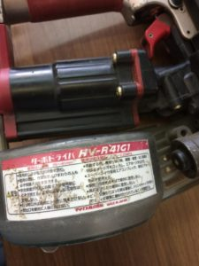 MAX 高圧ネジ打ち機 HV-R41G1