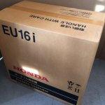 ホンダ ポータブル発電機 EU16i