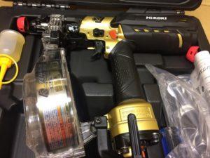 ハイコーキ HITACHI 41mm高圧ねじ打機 WF4H3(S)