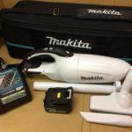 マキタ 充電式クリーナーセット CL141FDZW