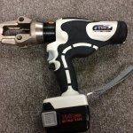 IZUMI 充電油圧式多機能工具 REC-Li200M