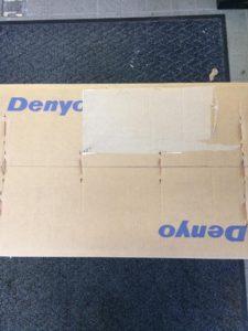 Denyo インバータ発電機 防音型 GE-1600-IV