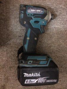 makita インパクトドライバー TD170DRGX