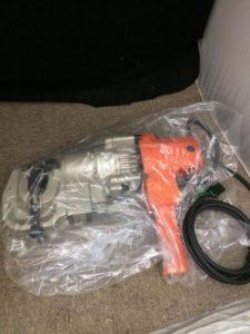 日東工器 携帯式電動油圧パンチャー E55-0619A