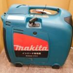 マキタ インバータ発電機 G140IS