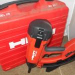 HILTI ガス式鋲打機 GX100