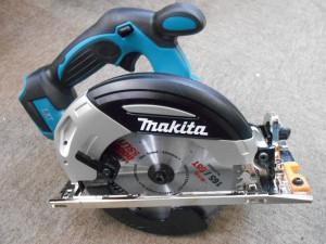 makita マキタ 165mm充電式マルノコ 充電式マルノコ HS630DRGX