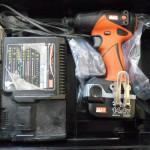 MAX 充電式静音インパクトドライバ PJ-SD101