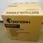 ZENOAH エンジンブロア HBZ260EZ