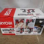 RYOBI コンボセット BCK-1203