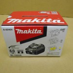 makita マキタ バッテリー BL1860B