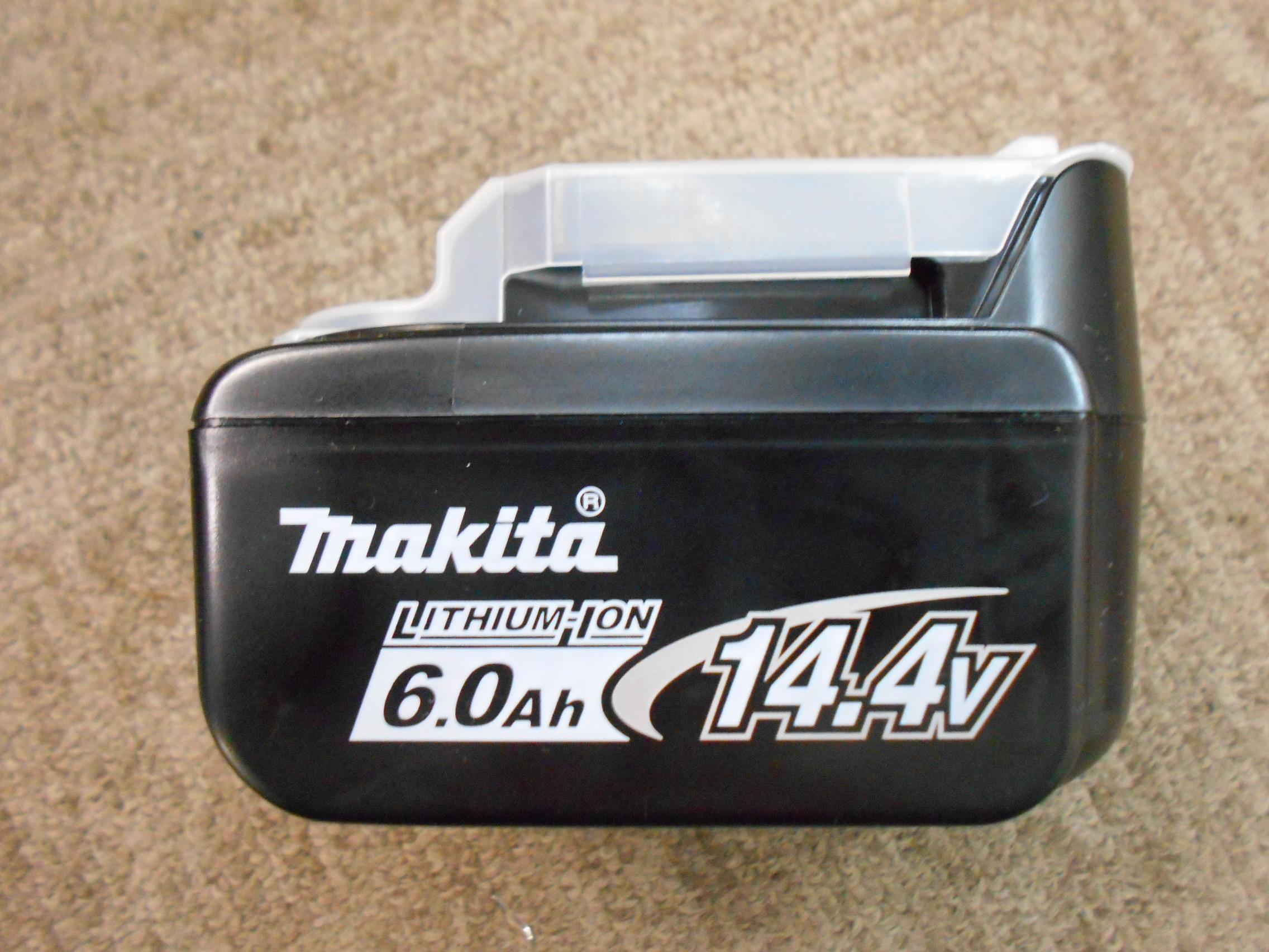マキタ バッテリー BL1460B(急速充電対応)