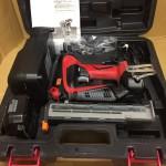 MAX 充電式フィニッシュネイラ TJ-35FN1-BC/25A