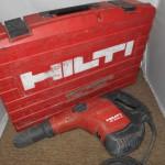 HILTI コンクリートブレーカー TE500-X