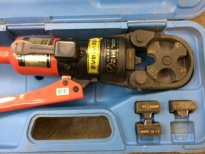 IZUMI イズミ 泉精機 手動油圧工具 油圧工具 9H-2