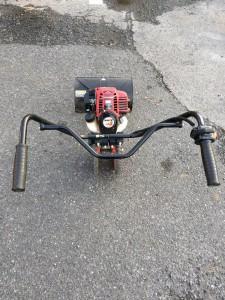 カーツ 手押式草刈機 LU350H