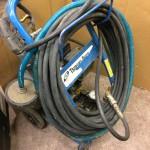 ツルミポンプ エンジン高圧洗浄機 HPJ-3100E2