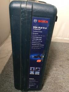 ボッシュ 充電式レシプロソー GSA10.8V-LI