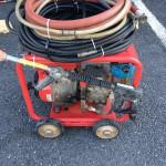 スーパー工業 エンジン高圧洗浄機 SER-2307