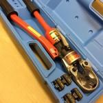 IZUMI 手動油圧式工具 9H-150