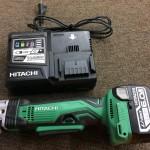 日立工機 HITACHI 10mm コードレスコーナドリル コーナードリル DN14DSL