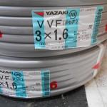 矢崎VVF3x1.6