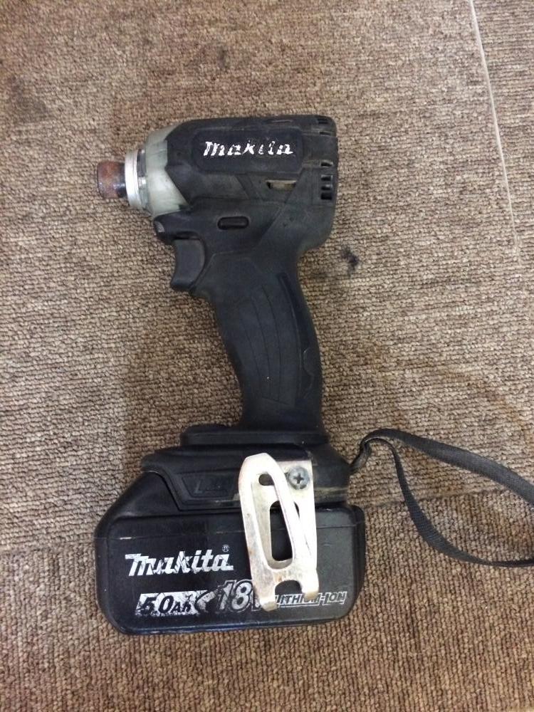 マキタ インパクトドライバ TD148D
