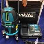 マキタ 充電式レーザー墨出し器 SK312GD