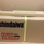 新ダイワ エンジンチェンソー E1145SP